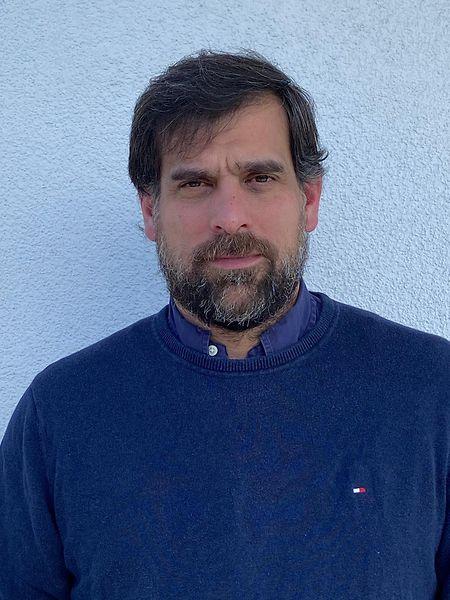 Paulo Leitão, presidente da Federação dos Táxis do Luxemburgo