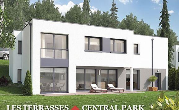 Prix facade maison neuve projet immobilier with 3 for Prix du m2 pour une maison neuve