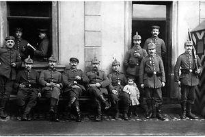 """Mit der """"voreiligen"""" Einnahme des Ulflinger Bahnhofs durch deutsche Truppen begann am 1. August 1914 in Luxemburg der Erste Weltkrieg."""