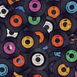 Schallplatten dominierten früher als Tonträger die Musikwelt