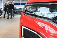 3.2.2018 Luxembourg, Bereldange, , Garage Losch, VW, Seat, Audi und Skoda,  Autofestival, Autos, Kauf, Auto&Moto photo Anouk Antony
