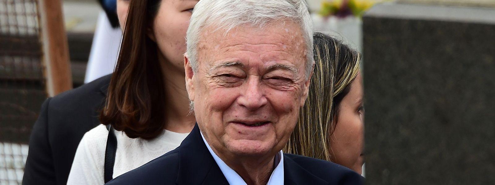 Ricardo Teixeira deixou a presidência do futebol brasileiro em março de 2012, ainda antes do final do mandato.
