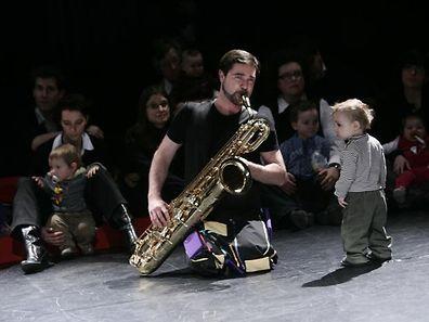 10.03.10 concert philharmonie concert pour bebes, photo. Marc Wilwert
