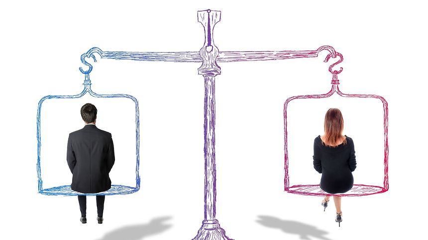 Women are under-represented on the labour market both in Luxembourg and in Europe.
