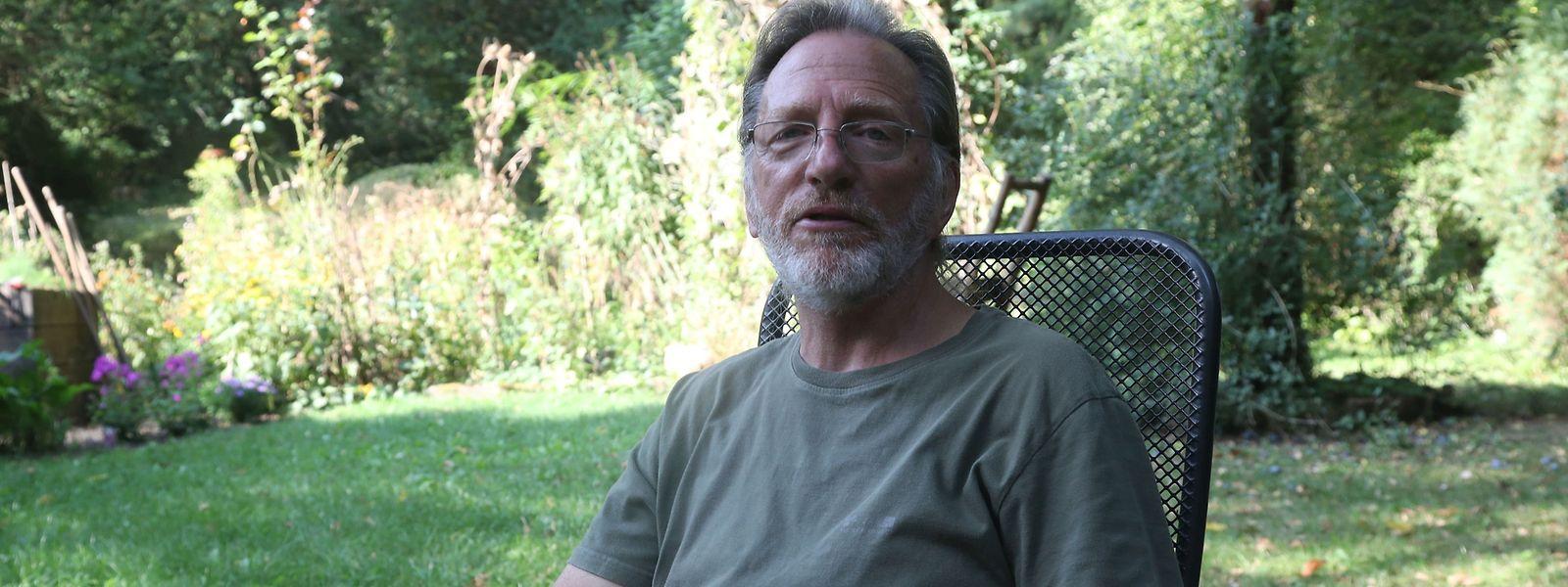 Josy Cungs ist seit seiner Kindheit engagierter Naturschützer.