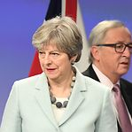 Brexit: May reúne-se com Juncker na quarta-feira em Bruxelas