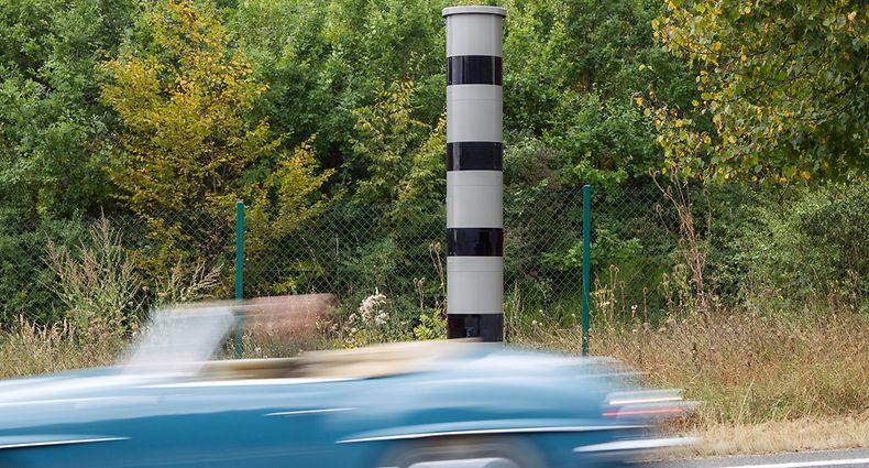 15.9. Radars Fixes/ Mersch-Roost Foto:Guy Jallay