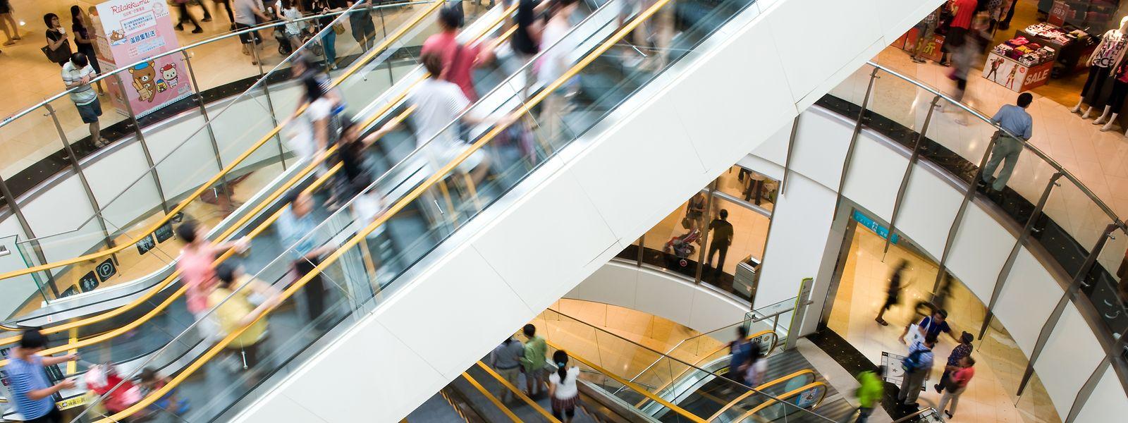 Vor allem bei den Verantwortlichen diverser Einkaufszentren sorgt das Pochen des Ministeriums auf das Einhalten der sonntäglichen Arbeitszeitbegrenzung ab dem 21. Februar für Unmut.