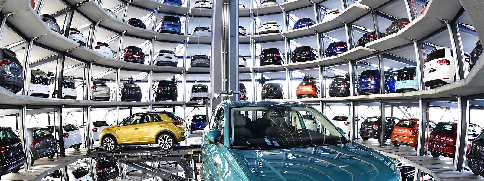 Le groupe Volkswagen continue d'accroître son rang de numéro des ventes en Europe malgré un marché morose