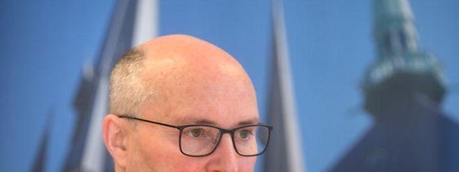 Generalvikar Leo Wagener gab am Freitag weitere Details zum Kirchenfonds bekannt.
