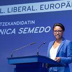 Monica Semedo vai ser homenageada em Grevenmacher