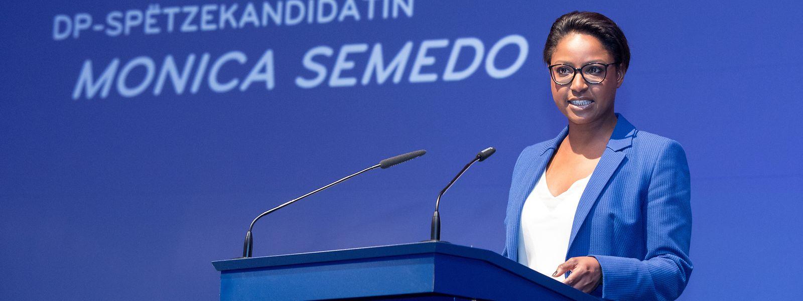 Monica Semedo.