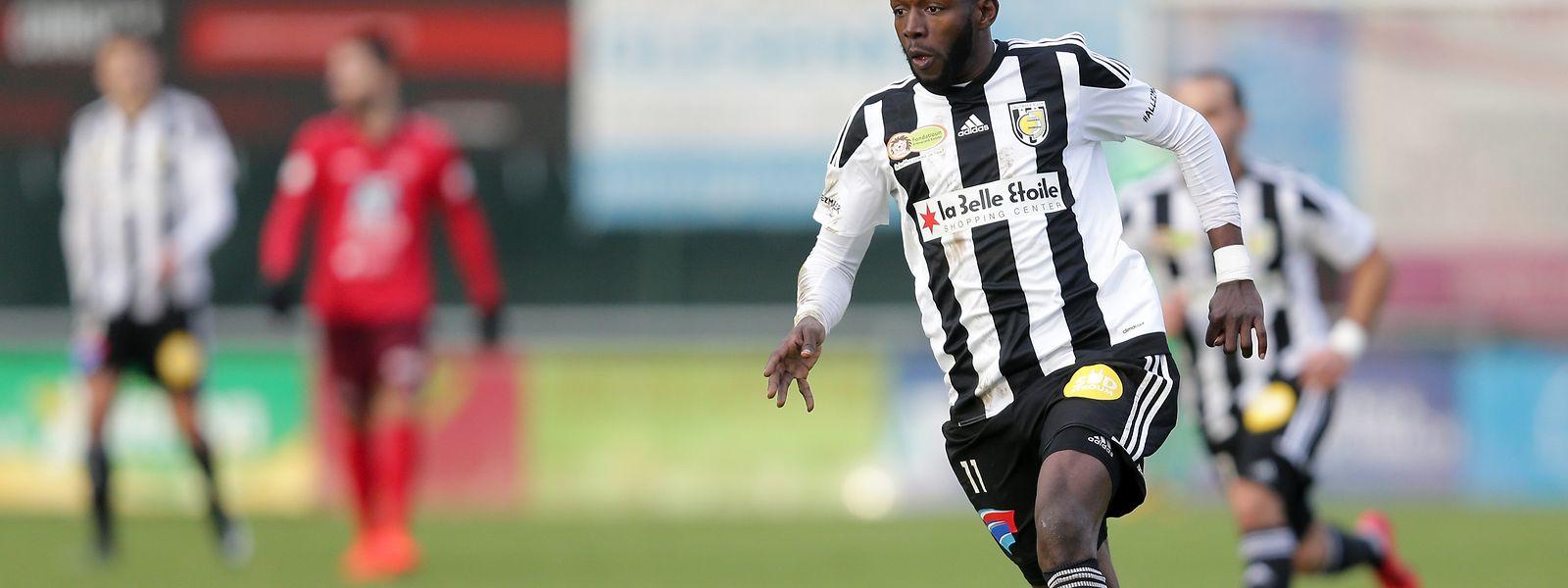 Momar N'Diaye ist aus der Jeunesse-Offensive nicht mehr wegzudenken.