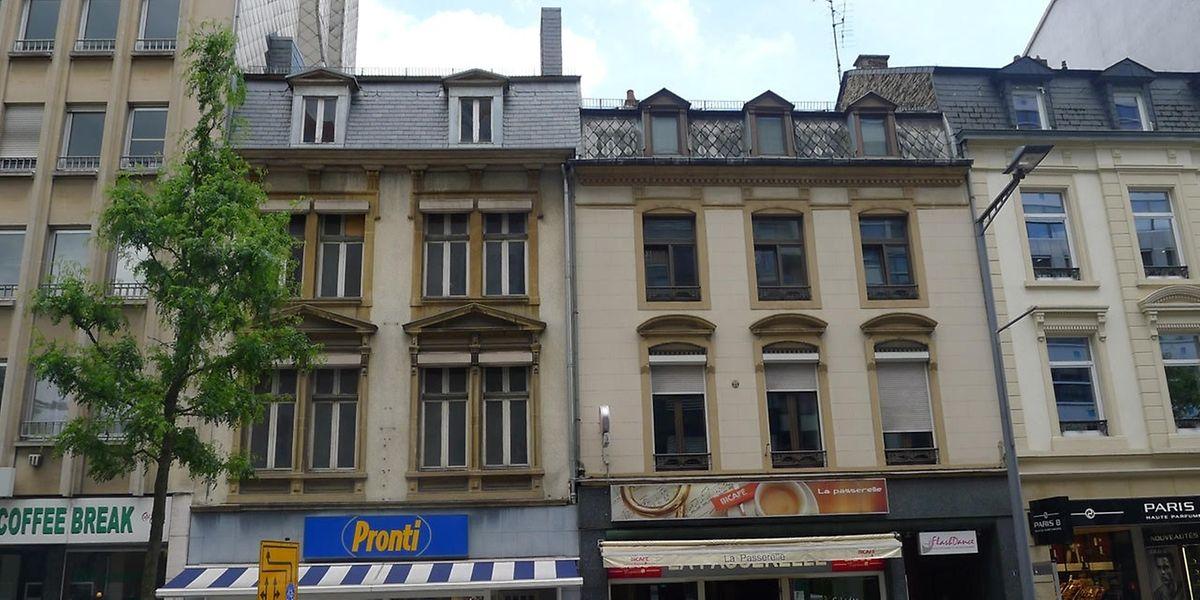"""Der Gemeinderat hatte es im Januar abgelehnt, die Gebäude auf Nummer 3 und 5 ins """"inventaire supplémentaire des monuments nationaux"""" aufzunehmen."""