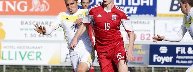 Jan Ostrowski (15) wird erstmals zur A-Nationalmannschaft stoßen.