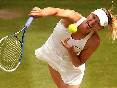 Dank gelockerten Doping-Regularien kann Maria Sharapova auf eine Olympia-Teilnahme hoffen
