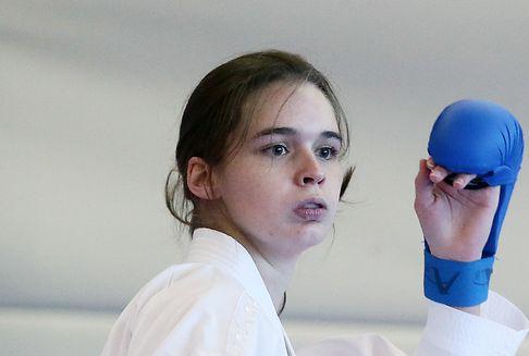 Karate: Warlings prominente Belastungsprobe