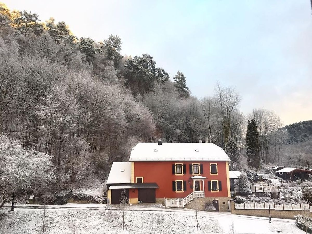 A winter view in Kopstal Photo: Lily Mileva