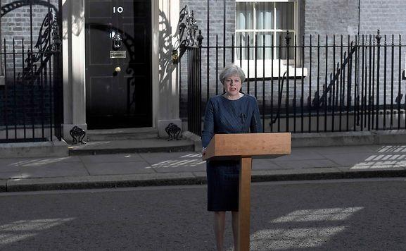 Theresa May Britische Premierministerin: Neuwahlen am 8. Juni