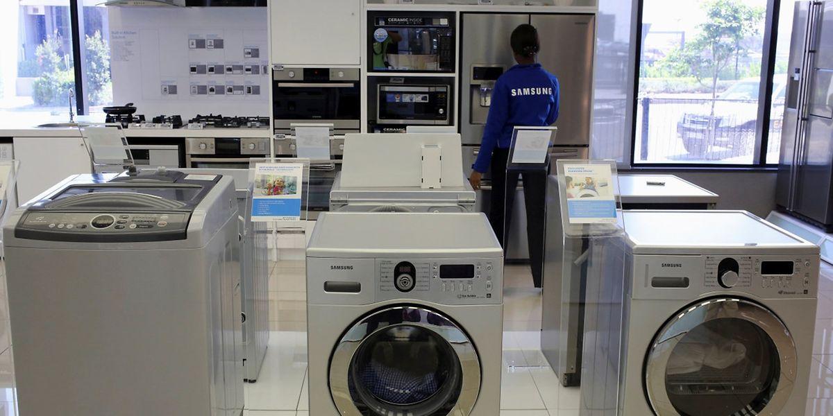 Betroffen sind einige Modelle von Maschinen, die von oben befüllt werden.