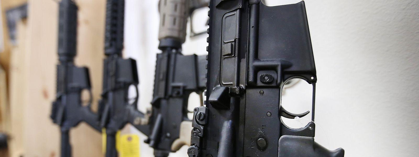 Das Gesetzesprojekt macht keinen Unterschied zwischen historischen und modernen Kriegswaffen.