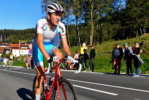 Michel Ries deuxième au Tour de l\'Avenir