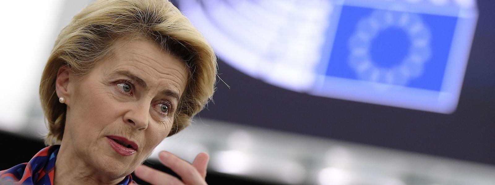 Le plan initié par Ursula von der Leyen a reçu le feu vert des députés européens mais ces derniers souhaitent aller plus loin.