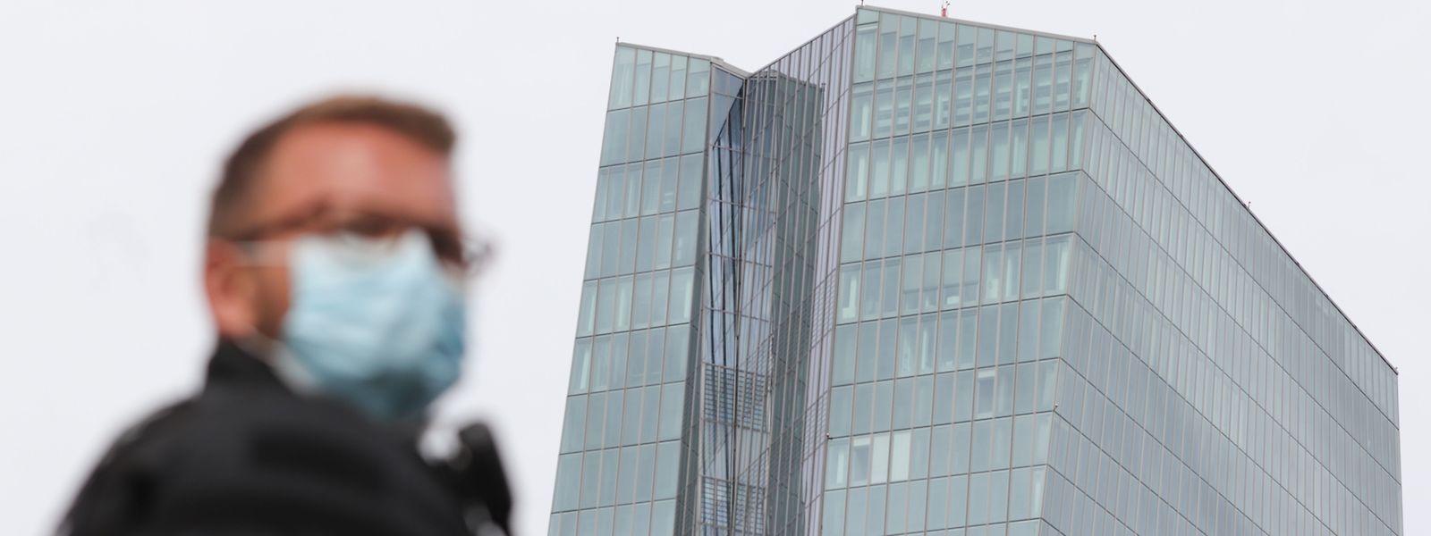 Le statu quo décidé par la BCE vaut aussi pour le programme d'urgence «PEPP», visant à limiter les effets de la crise sanitaire et porté en juin à 1.350 milliards d'euros