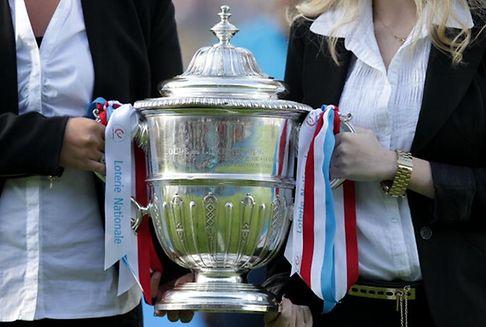 Tirage de la Coupe: deux chocs entre clubs de BGL Ligue
