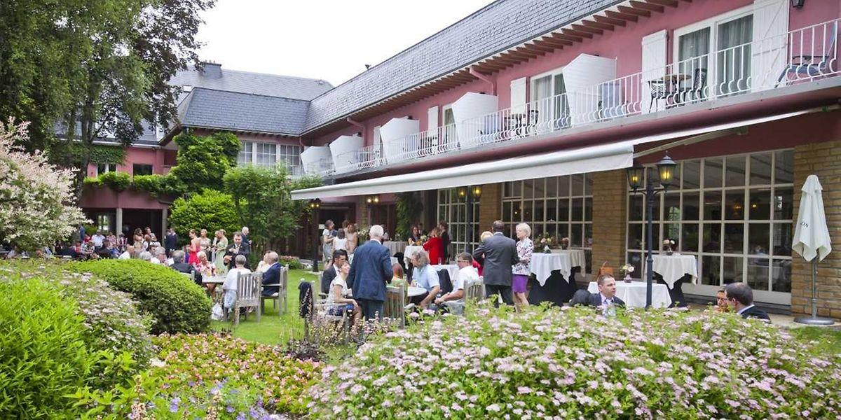 Das Gourmetrestaurant des Landguts trug 45 Jahre lang einen Michelin-Stern.