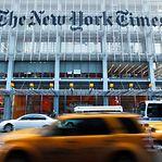Jornal The New York Times vence três Prémios Pulitzer