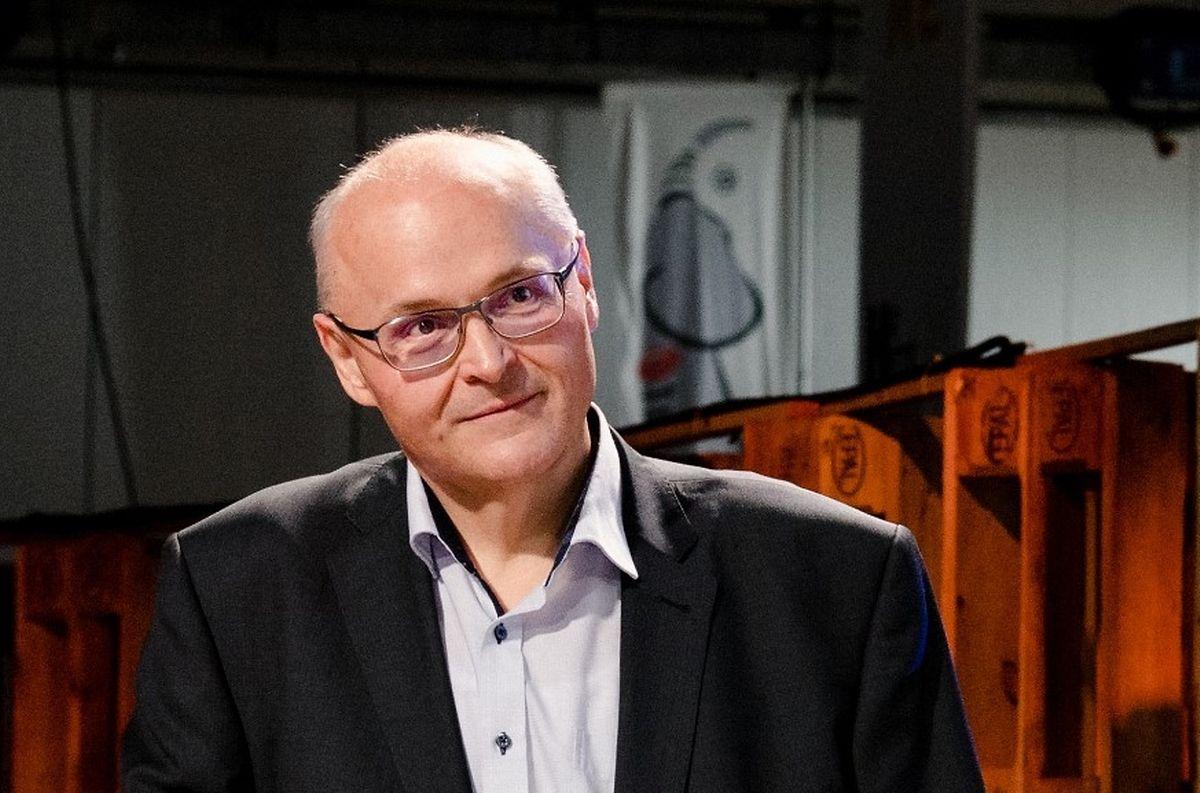 Pierre Hurt, directeur de l'OAI.