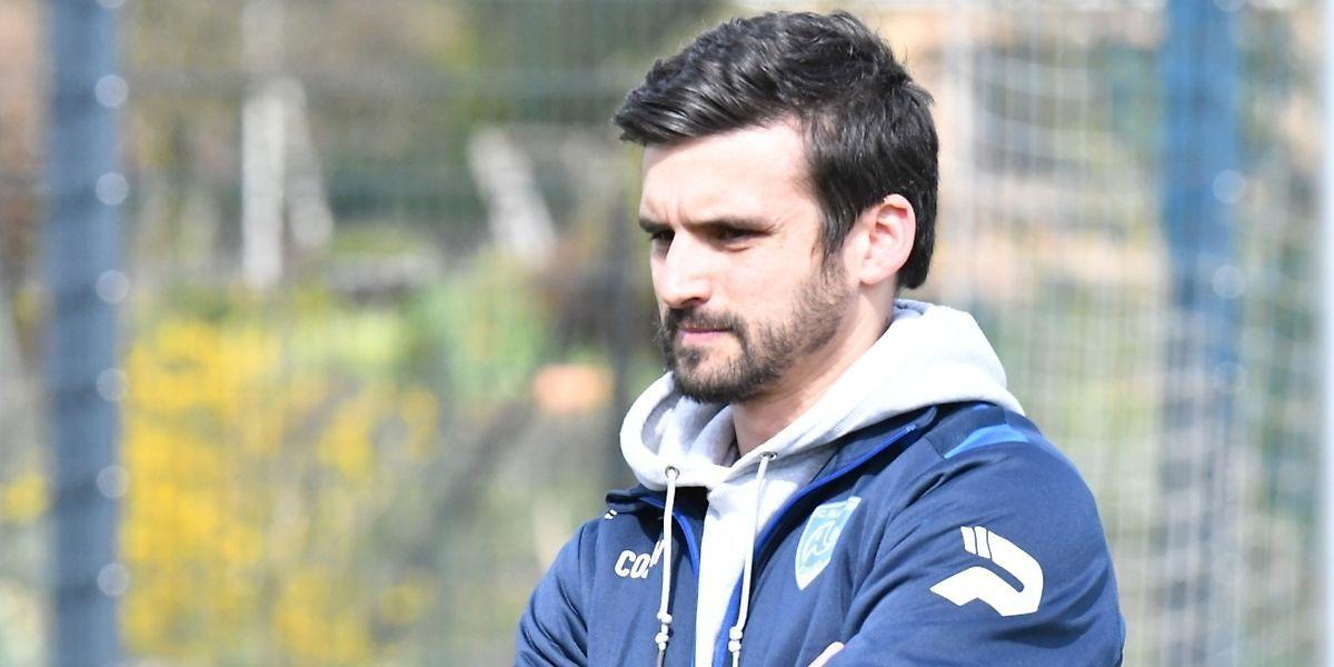 Antonio Teixeira a fait les frais des récents mauvais résultats de Steinsel.