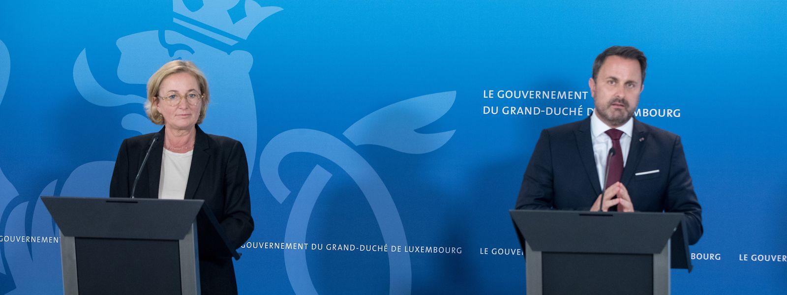 A l'instar de ses voisins, au tour du Luxembourg d'annoncer la mise en place d'éventuelles restrictions de déplacements.
