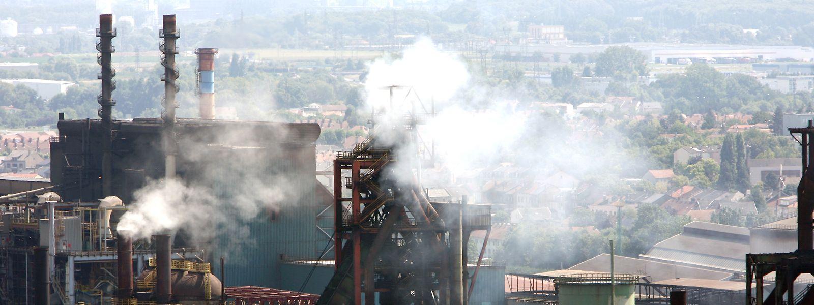 Die energieaufwendige Rohstahlproduktion in Florange ist schon eingestellt, auch die Koksproduktion wird in absehbarer Zeit eingestellt.