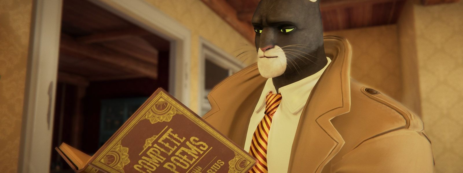 Ruppige Spürnase: Kater John Blacksad ist nur einer von vielen hervorragend geschriebenen Charakteren.