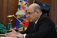 Michail Mischustin soll nächster Premier Russlands werden.