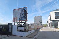 """Der dritte """"Southlane Tower"""" wird sich in Zukunft in der Avenue du Swing erheben."""