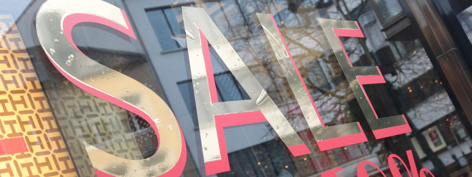 Les commerçants luxembourgeois comptent sur les quatre semaines de soldes pour ramener les clients dans les boutiques.