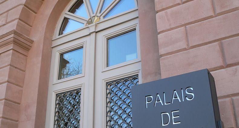 Gericht Bezirksgericht Tribunal Palais de justice Diekirch