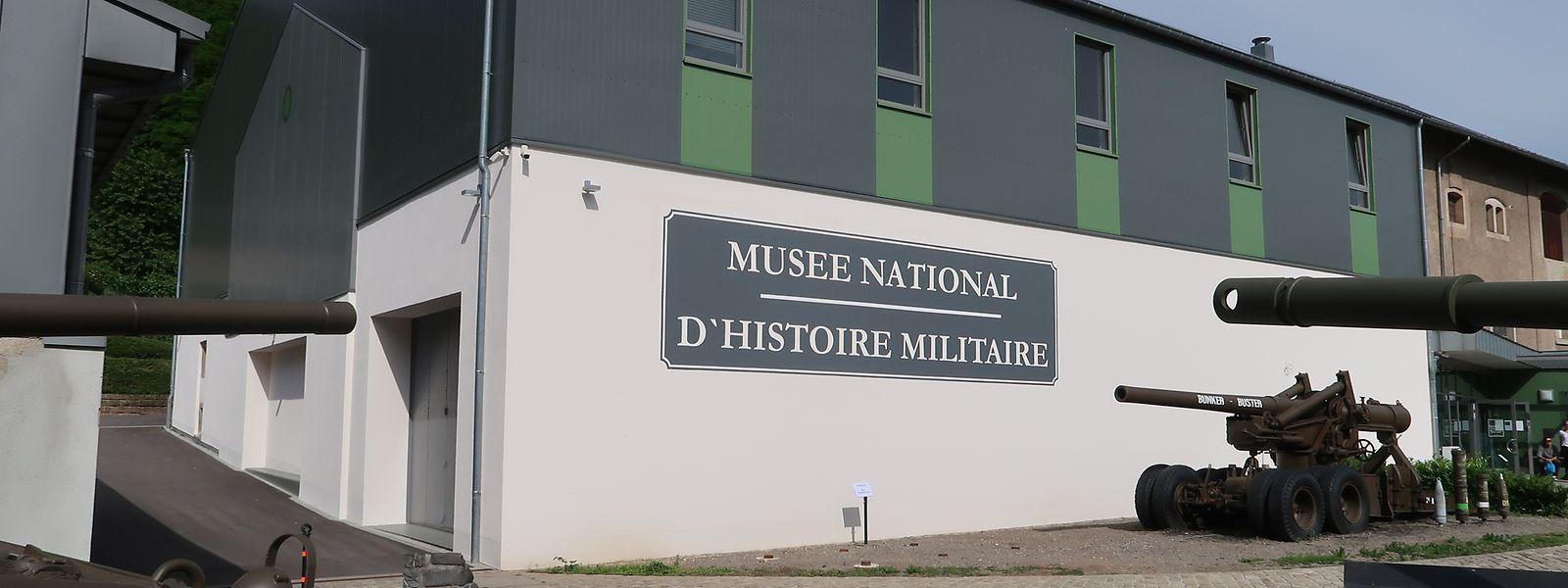 Das nationale Museum für Militärgeschichte ist eines der meistbesuchten Museen Luxemburgs. Schon bald wird man hier den millionsten Besucher zählen können.