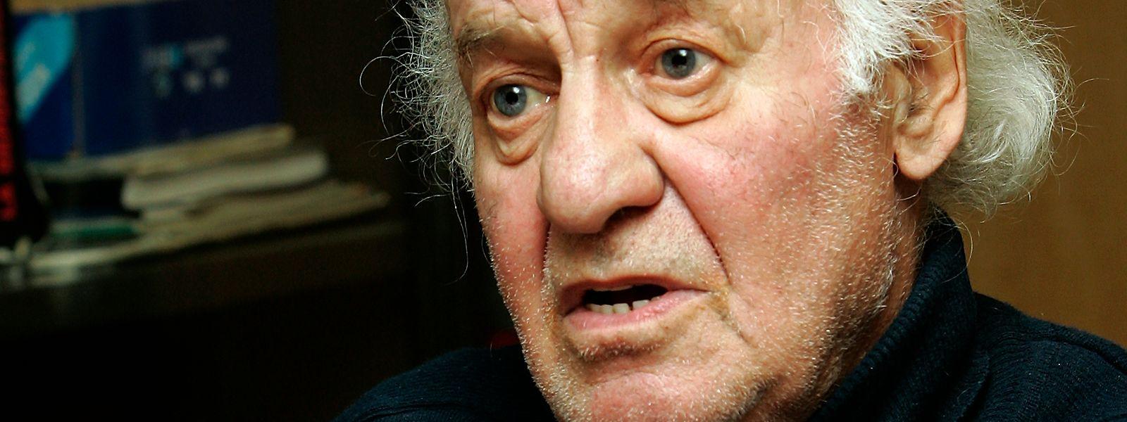 Josy Schlang überlebte viereinhalb unmenschliche Jahre in Auschwitz.