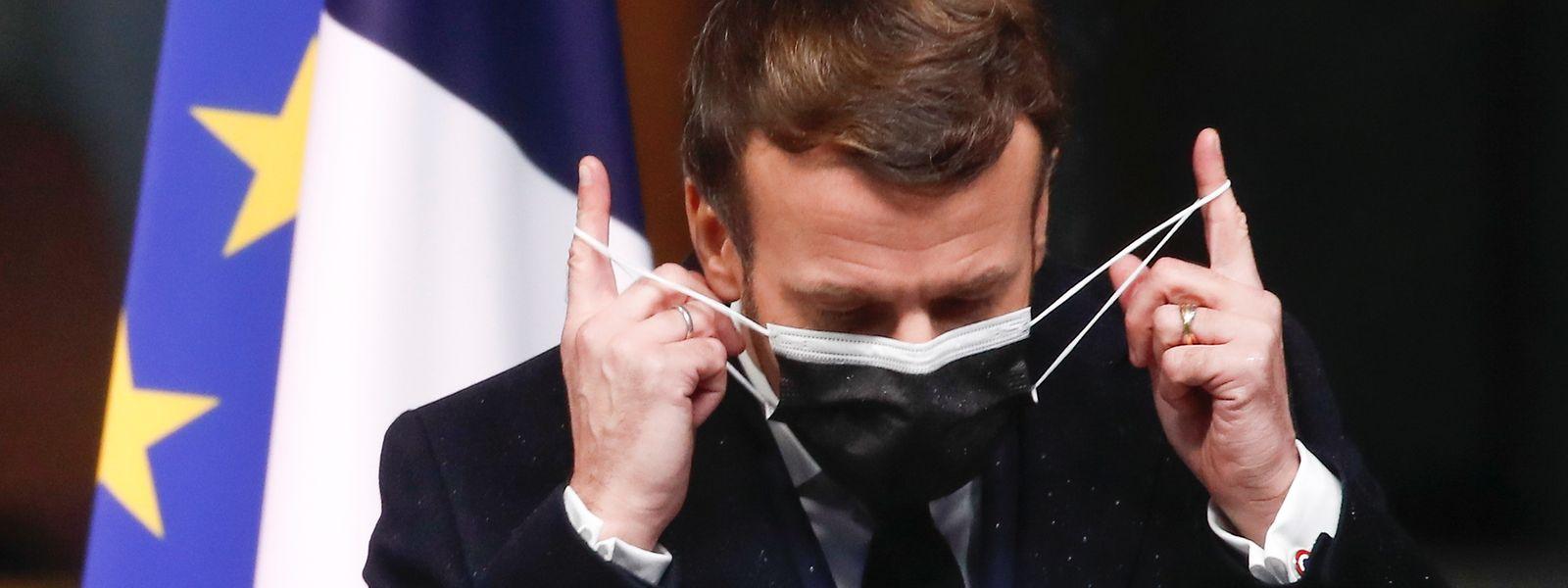 Frankreichs Staatspräsident Emmanuel Macron will als Reformer, nicht als Corona-Manager in die Geschichte eingehen - ein Spagatakt.