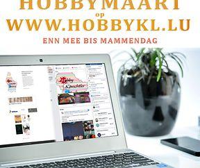 Hobbykënschtler Lëtzebuerg asbl startet den ersten virtuellen Hobbymarkt