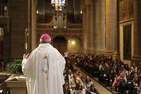 Lokales - Oktav, Messe fur die schulen von Sainte-Sophie, Jean-Claude Hollerich,  Foto: Chris Karaba/Luxemburger Wort