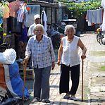 Quase um terço da população chinesa terá mais de 65 anos em 2050