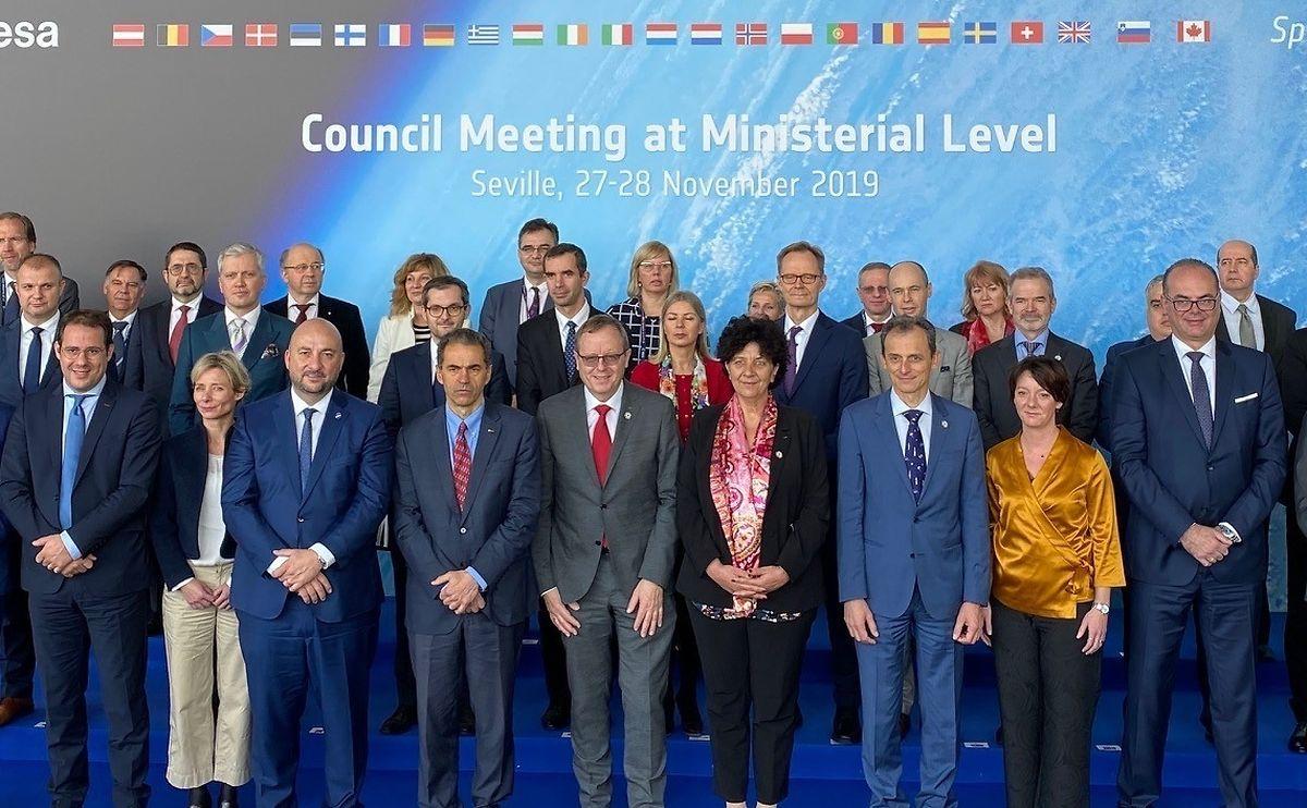 Un budget record de 14,4 milliards d'euros — Agence spatiale européenne
