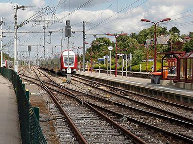 Die Zugverbindung zwischen Rodange und Virton bleibt bis Donnerstag unterbrochen.