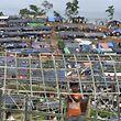 Derzeit sind  410.000 Rohingya nach Bangladesch geflüchtet.