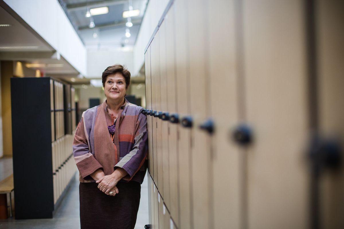 Evelyne Régniez, nouveau proviseur du Lycée Vauban: «Pour moi, le rôle d'un chef d'établissement c'est de valoriser les compétences de chacun».